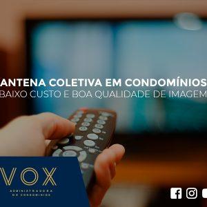 Antena Coletiva em Condomínios: Baixo Custo e Qualidade de Imagem!