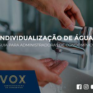 Individualização de Água: o guia completo para Administradoras de Condomínios