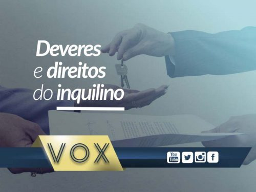 Inquilino tem deveres e direitos no condomínio - Vox Administradora