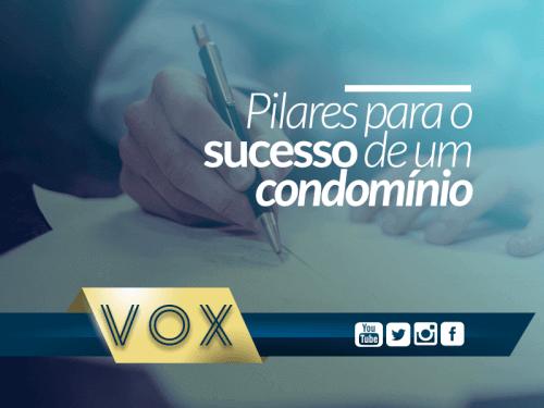 Gestão de Condomínios - 5 pilares para o sucesso do seu imóvel - Vox